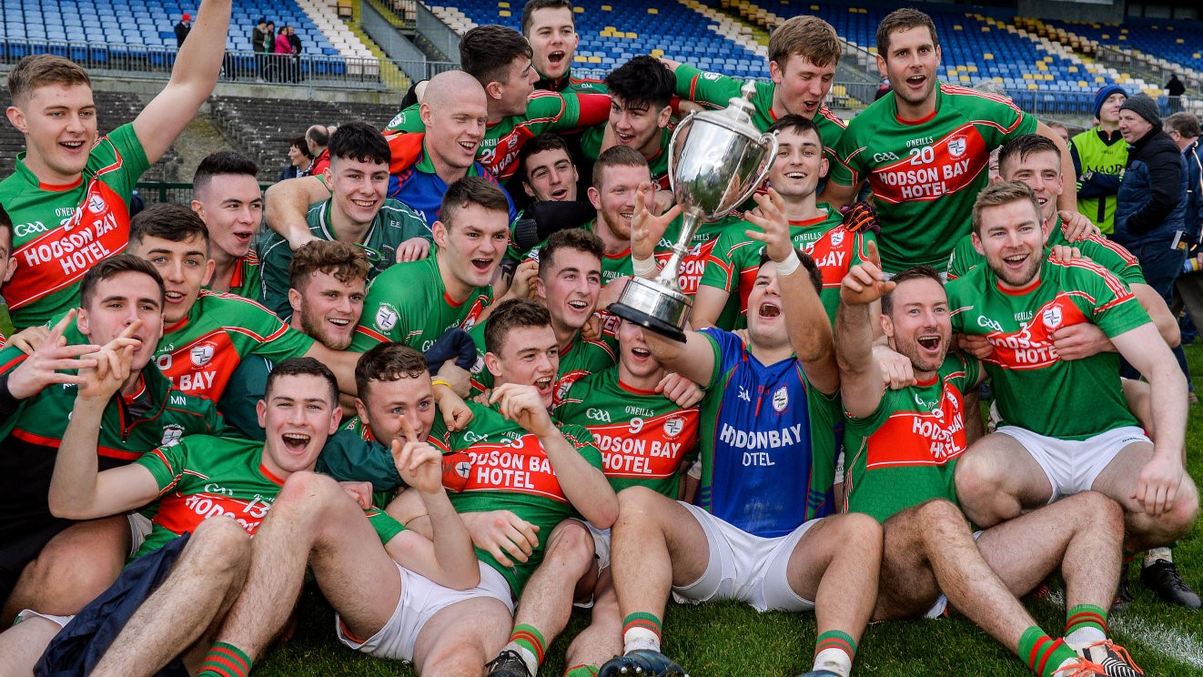 Round Up of County Final Action from around Connacht