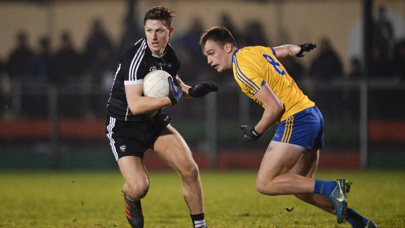Draw between Mayo and Leitrim as Roscommon overcome Sligo
