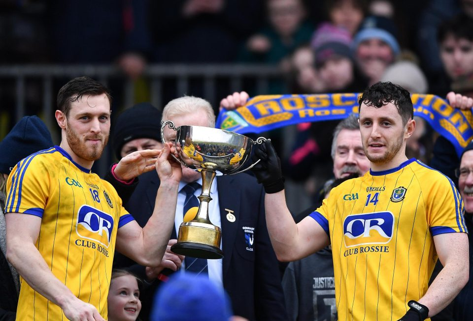 Rossies beat Galway in FBD League Final Thriller