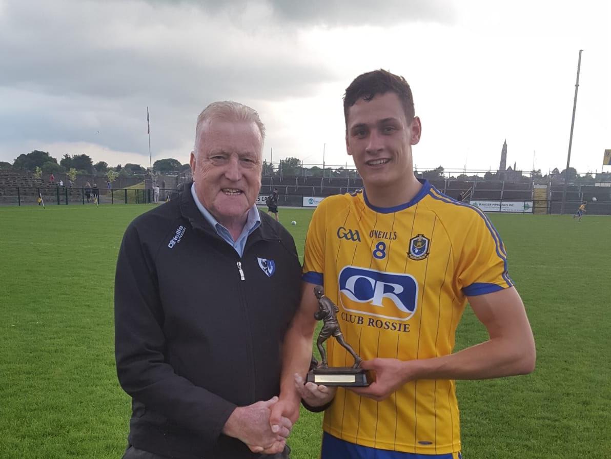 Roscommon Beat Sligo in U20 Championship