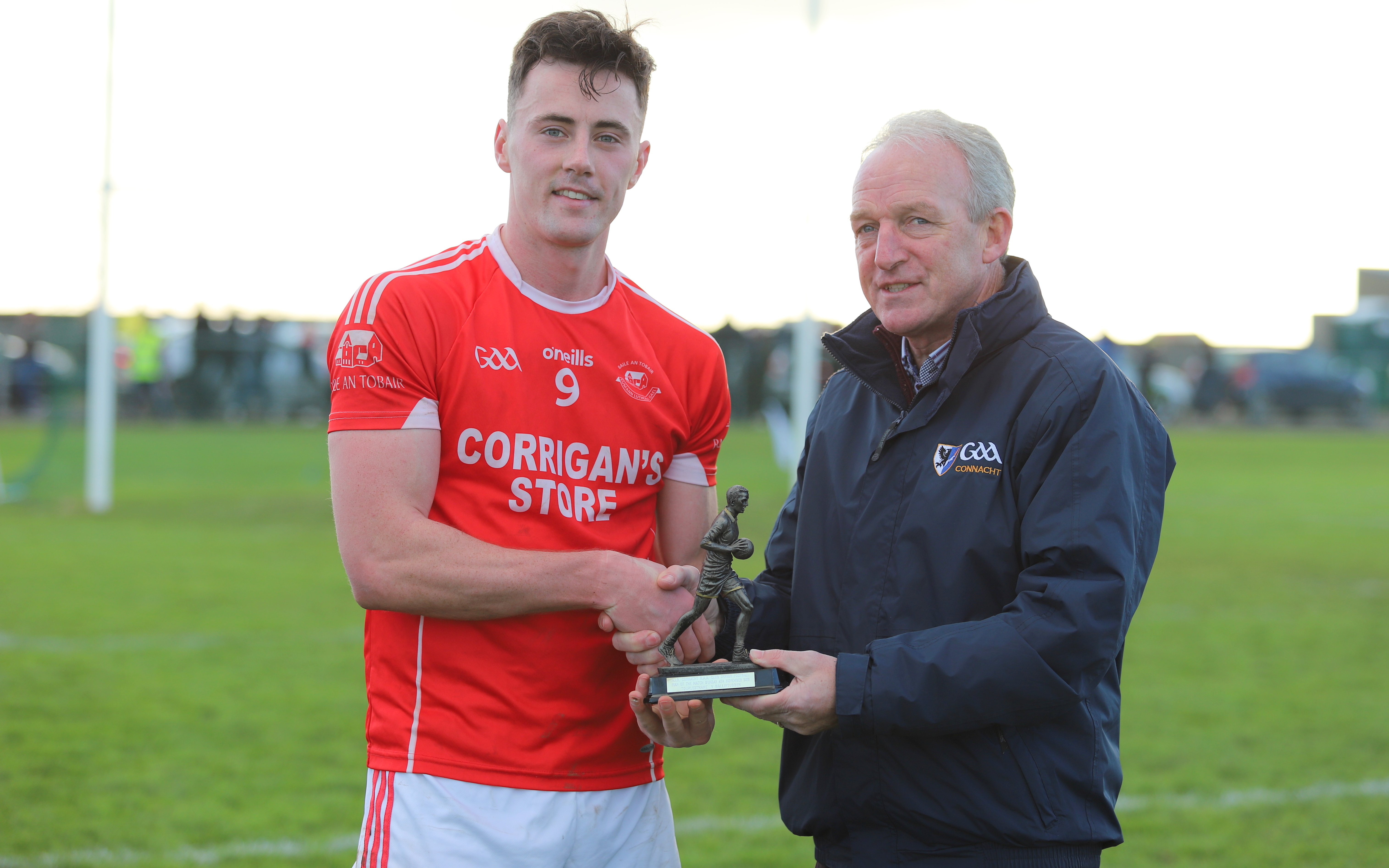 Round Up of All Weekends Connacht Club Action