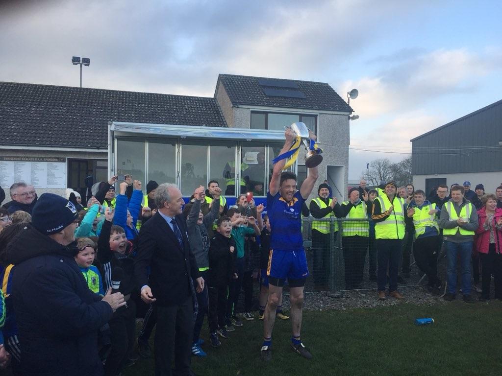 Easkey Win Dramatic Connacht Junior Final