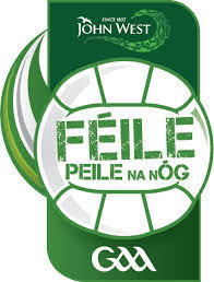 Féile Peile na nÓg 2019 FAQ and Entry Form