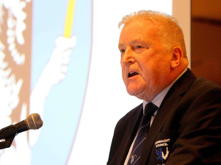 Outgoing President Gerry McGovern Address at 2021 Connacht GAA Convention