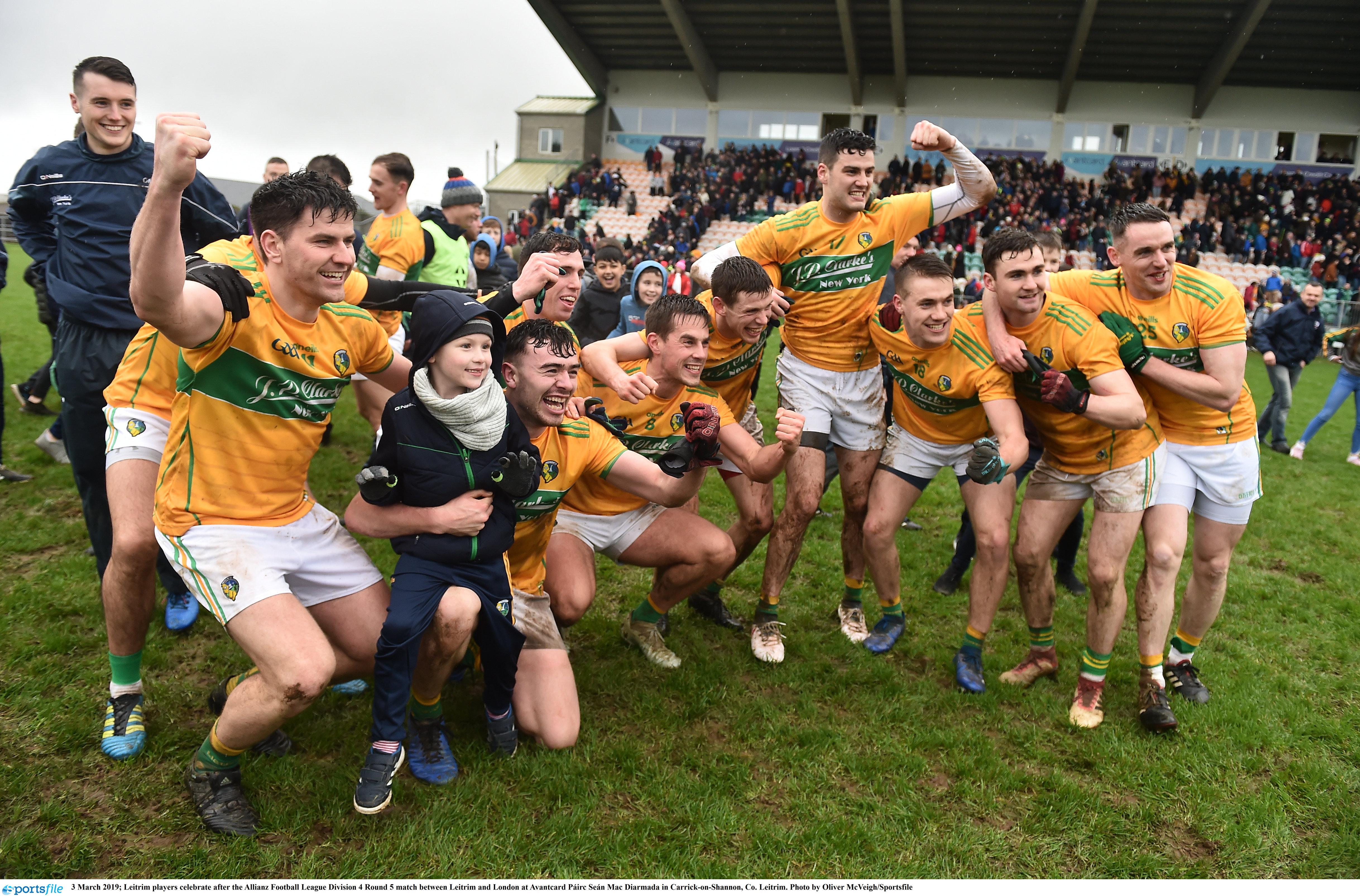 Roundup of Connacht Counties Allianz League Weekends