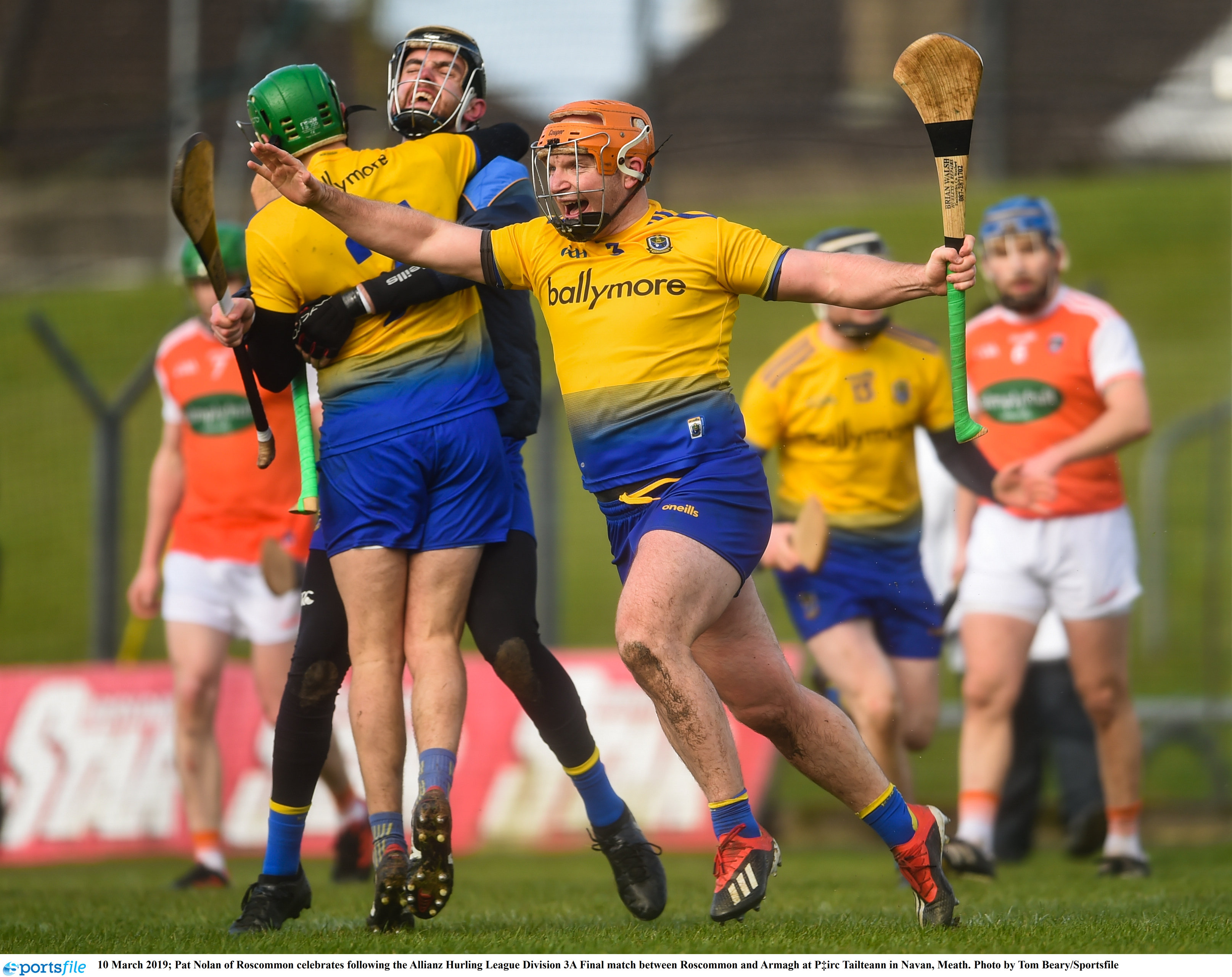 Allianz Hurling League Updates for Connacht Counties