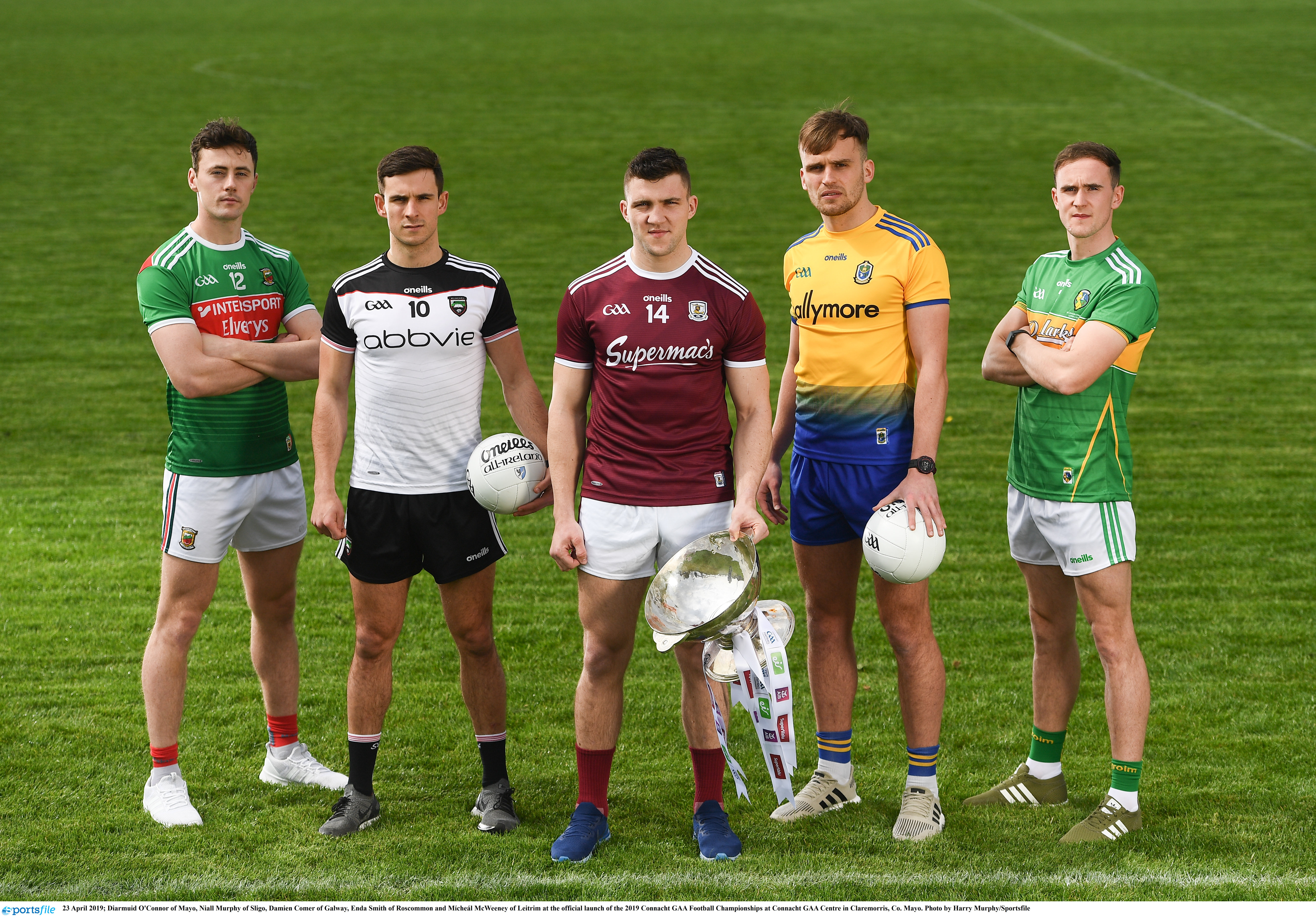 Connacht Championship 2019 Launched