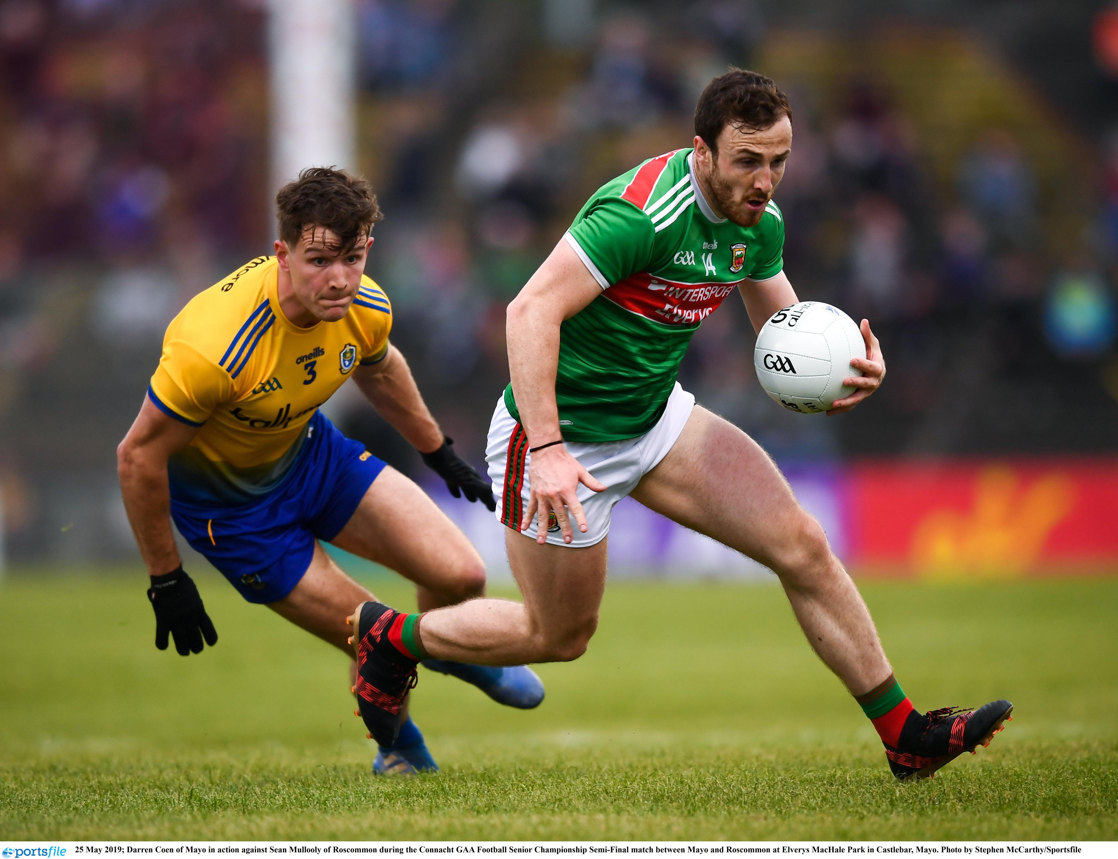Roscommon Come Through Ferocious Battle in MacHale Park to Reach Connacht Final
