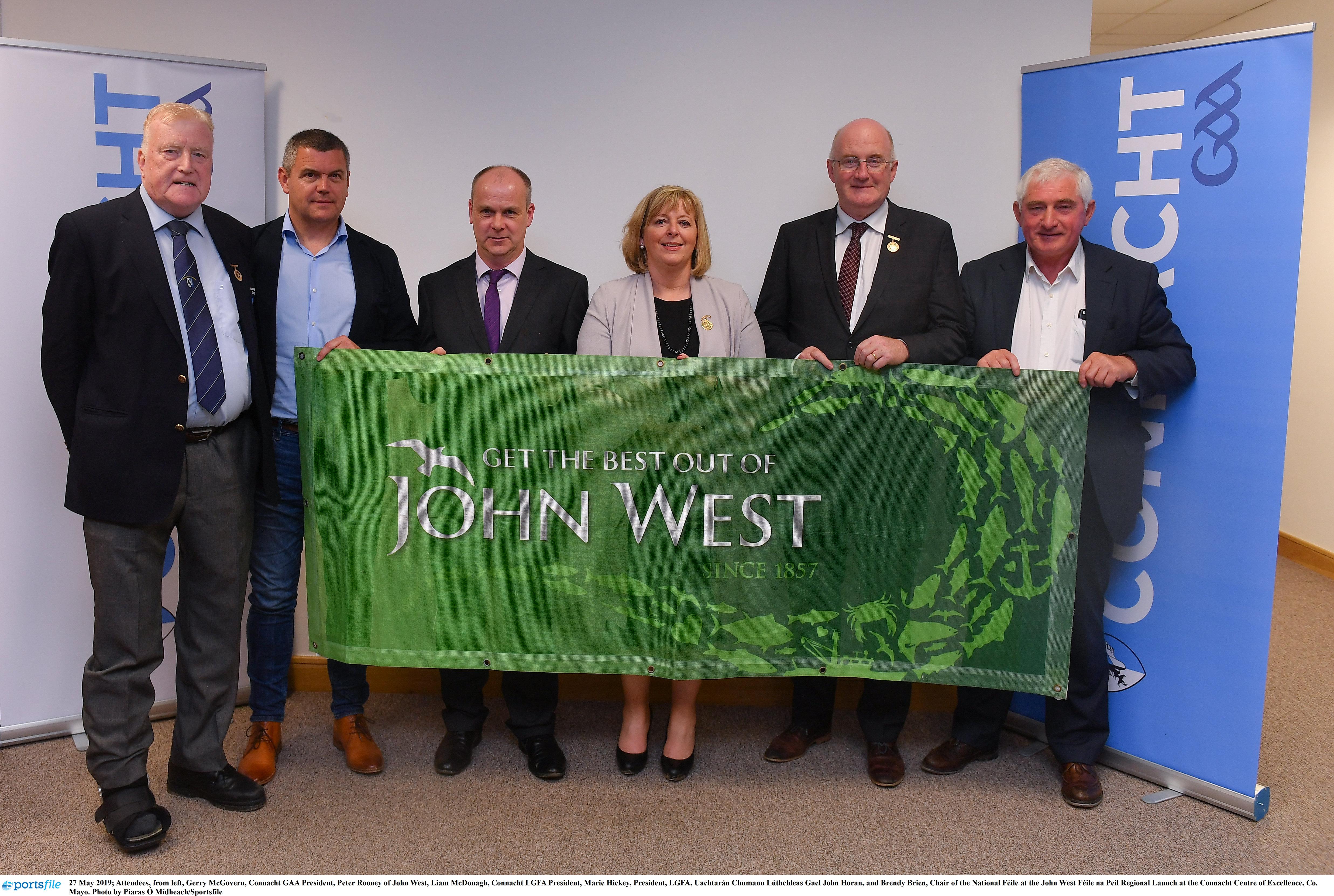 Féile Peil Na nÓg Launched in Connacht GAA Centre
