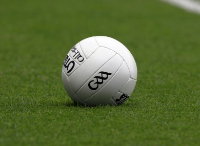 Draw for Connacht Colleges Senior A & B Football Championships Made