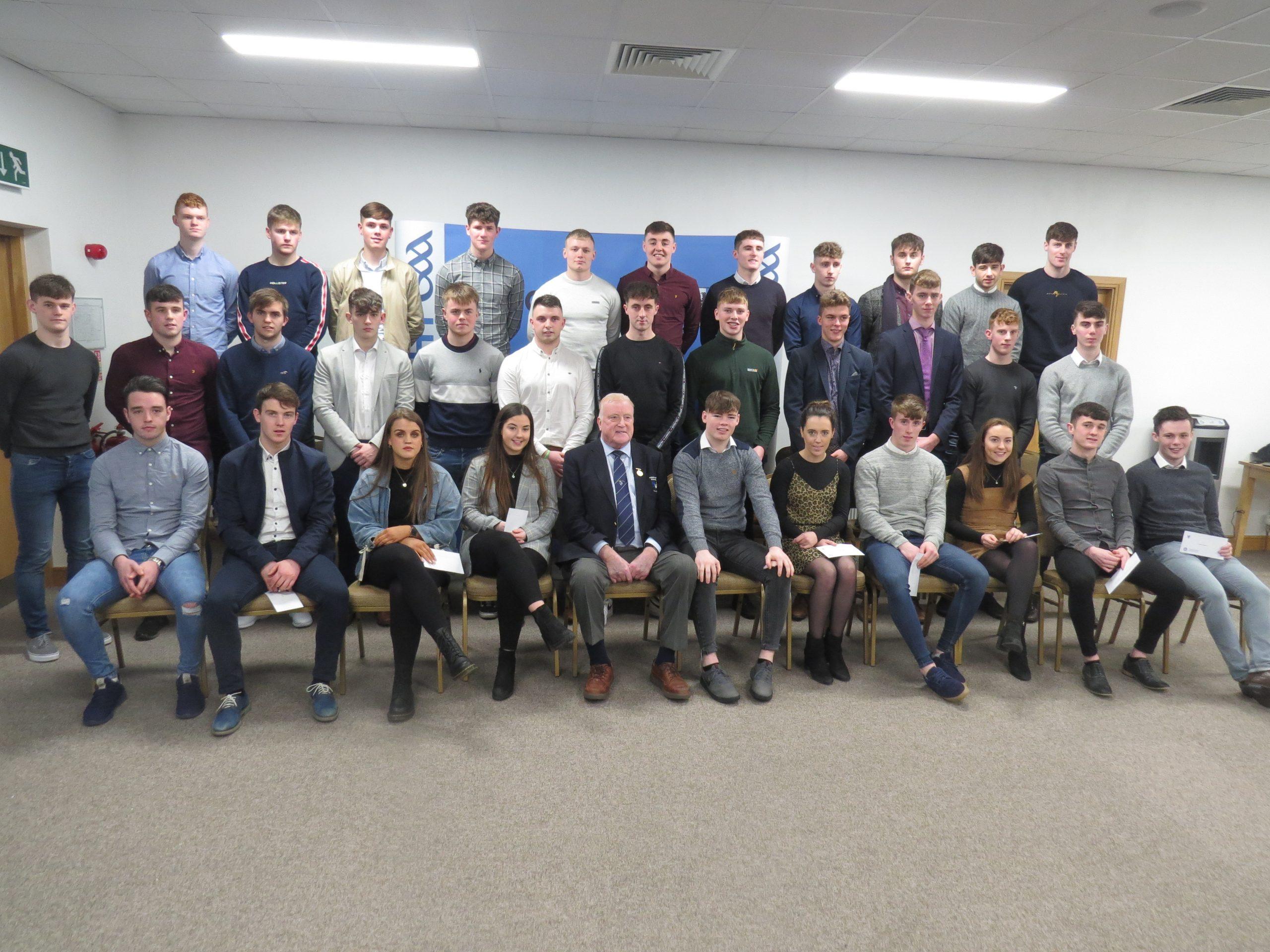 Connacht GAA Student Bursary Awards 2020