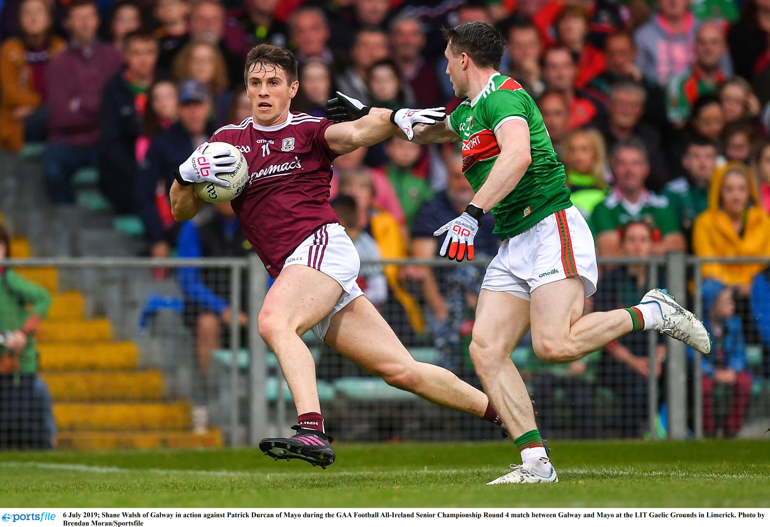 Galway and Mayo Name Teams for Connacht Final