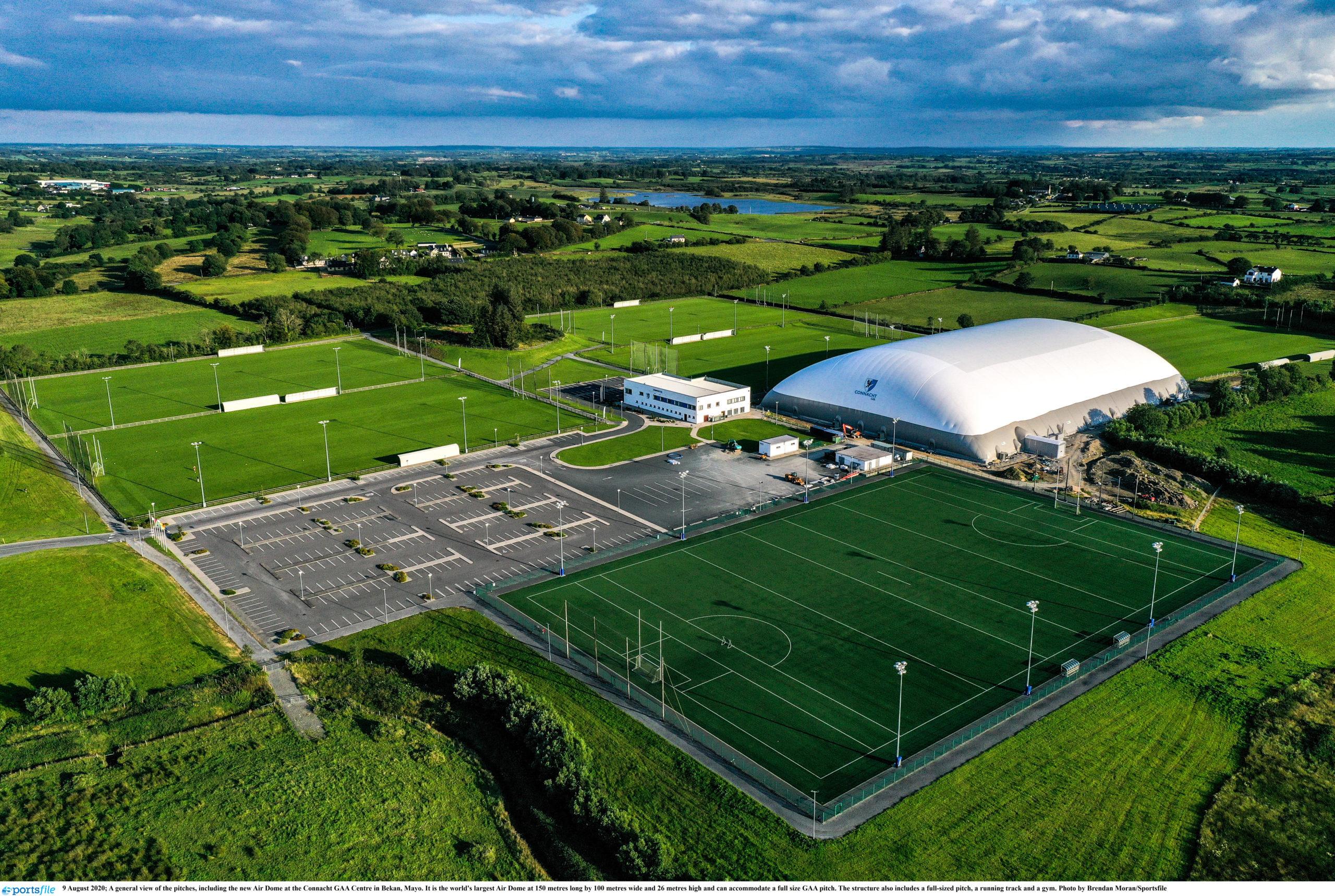 Connacht GAA Annual Report for 2020